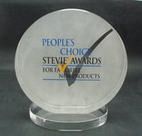 People's Choice Stevie Award for Favorite New Products
