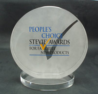 People's Choice Stevie Award for Favorite New Product