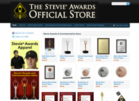 Stevie Awards Stores
