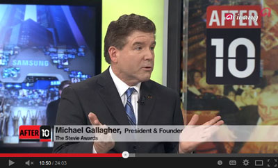 Michael Gallagher on After 10