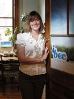 Becky McKinnell, President of iBec Creative