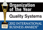 Quality Systems Best of IBAs logo