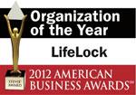LifeLock, Organization of the Year