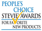 People's Choice Stevie® Awards for Favorite New Products Logo