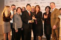 SASCS awards presentation
