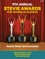 Stevie Awards for Women in Business Program