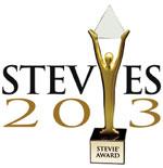 Stevies 2013 Logo