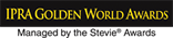 IPRA's Golden World Awards Logo