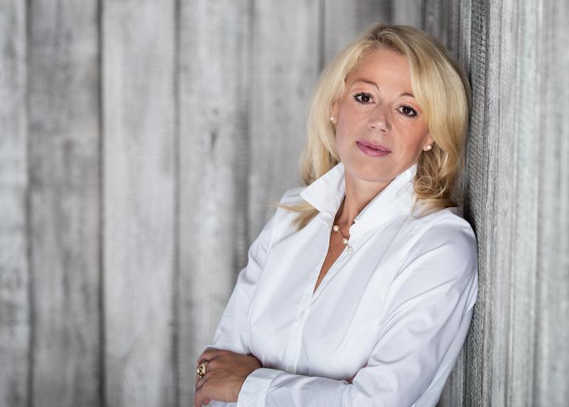 Veronika Guld, Repräsentantin der German Stevie Awards