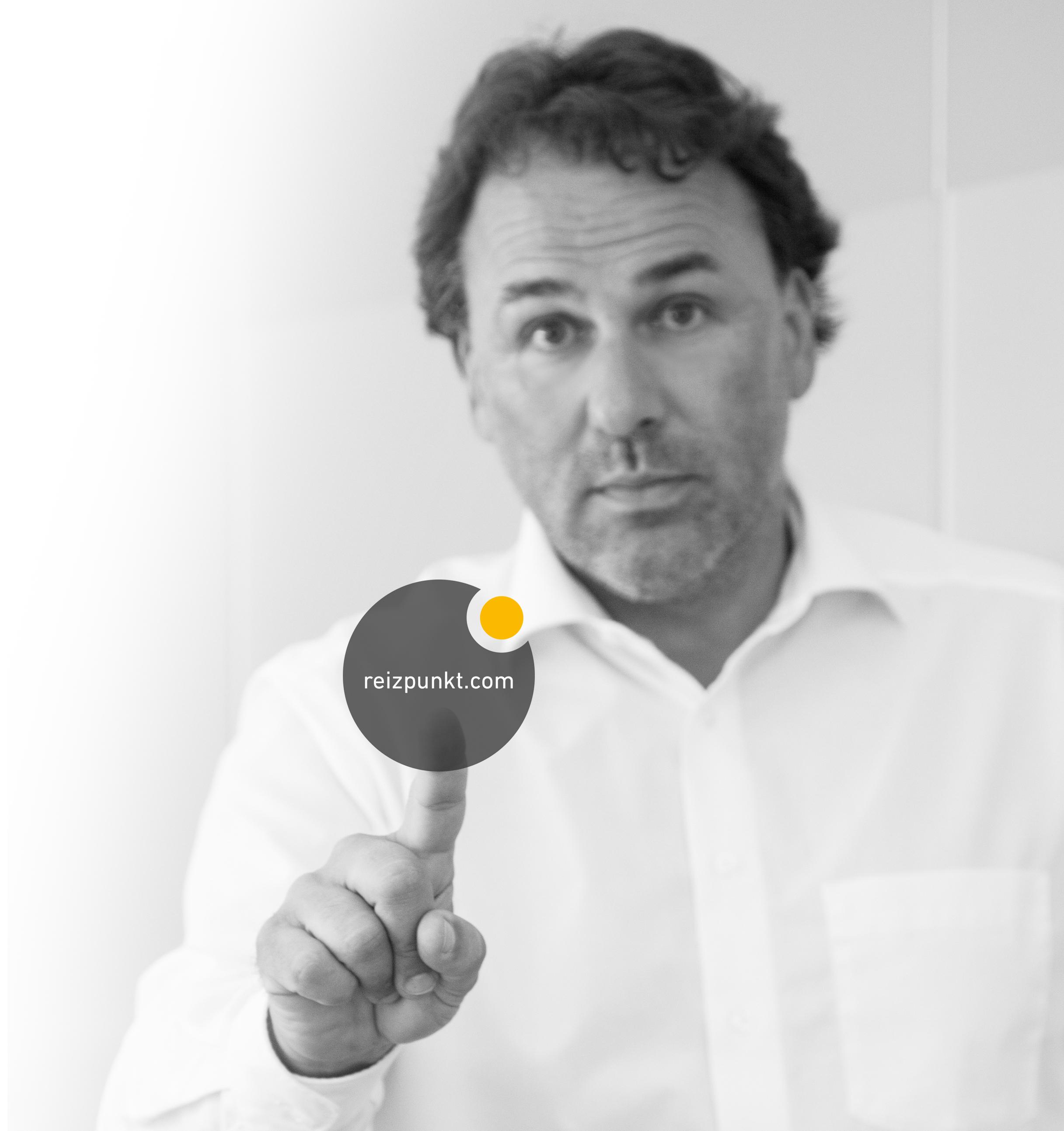 Vorsitzender des Jurykomitees Marketing und Kundenservice Gundolf Hanke