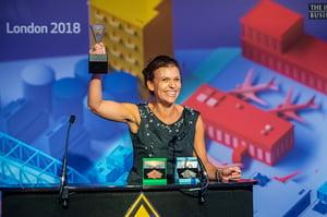 IBA Preisverleihung in London 2018
