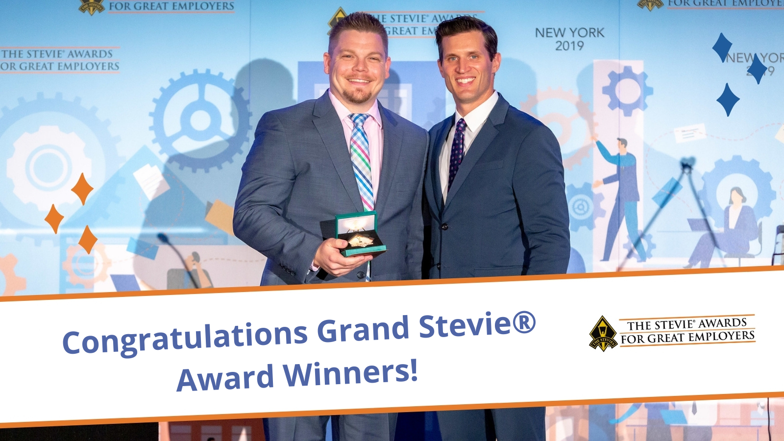 Congratulations Grand Stevie sage