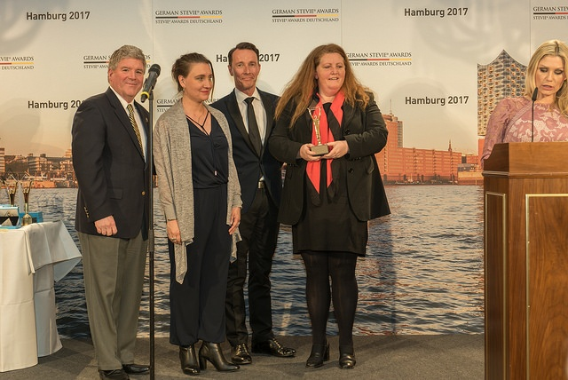 Arts and Others gewinnt bei den 3. German Stevie Awards