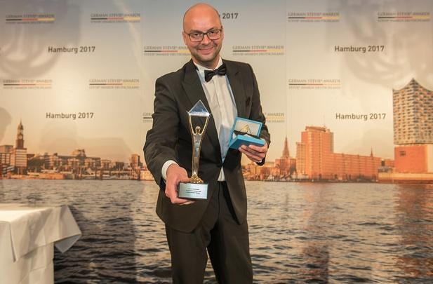 Blacklane gewinnt bei den Management Awards der German Stevie Awards 2017
