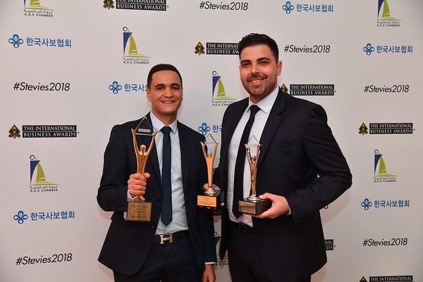 IBA 2018 Grand winner