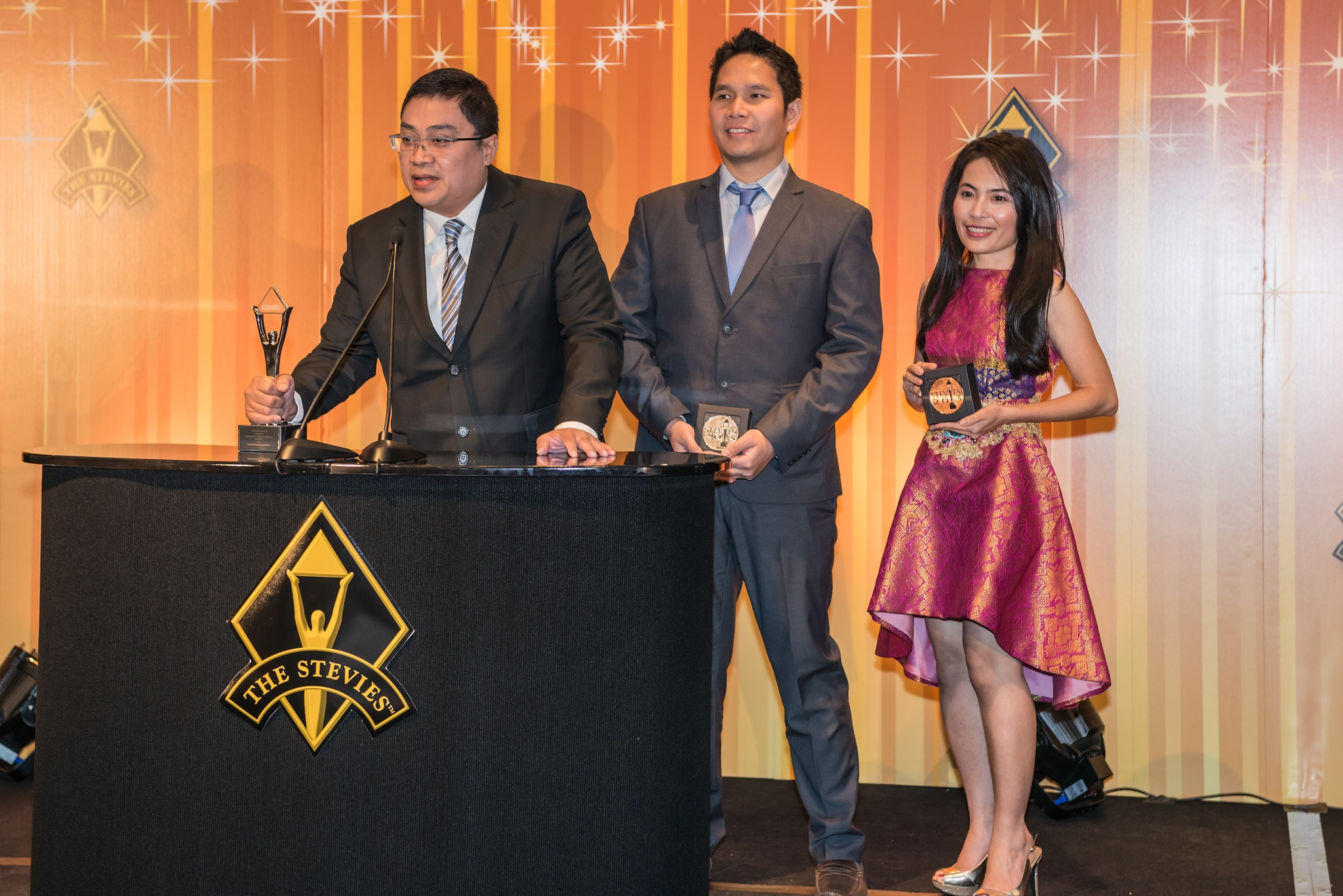 IBA asian winners