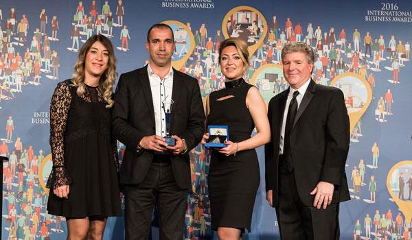Gewinner der International Business Awards