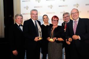 Combitel gewinnt Kundenservice Award
