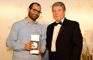 Finegold Technologies gewinnt Gold bei German Stevie Awards