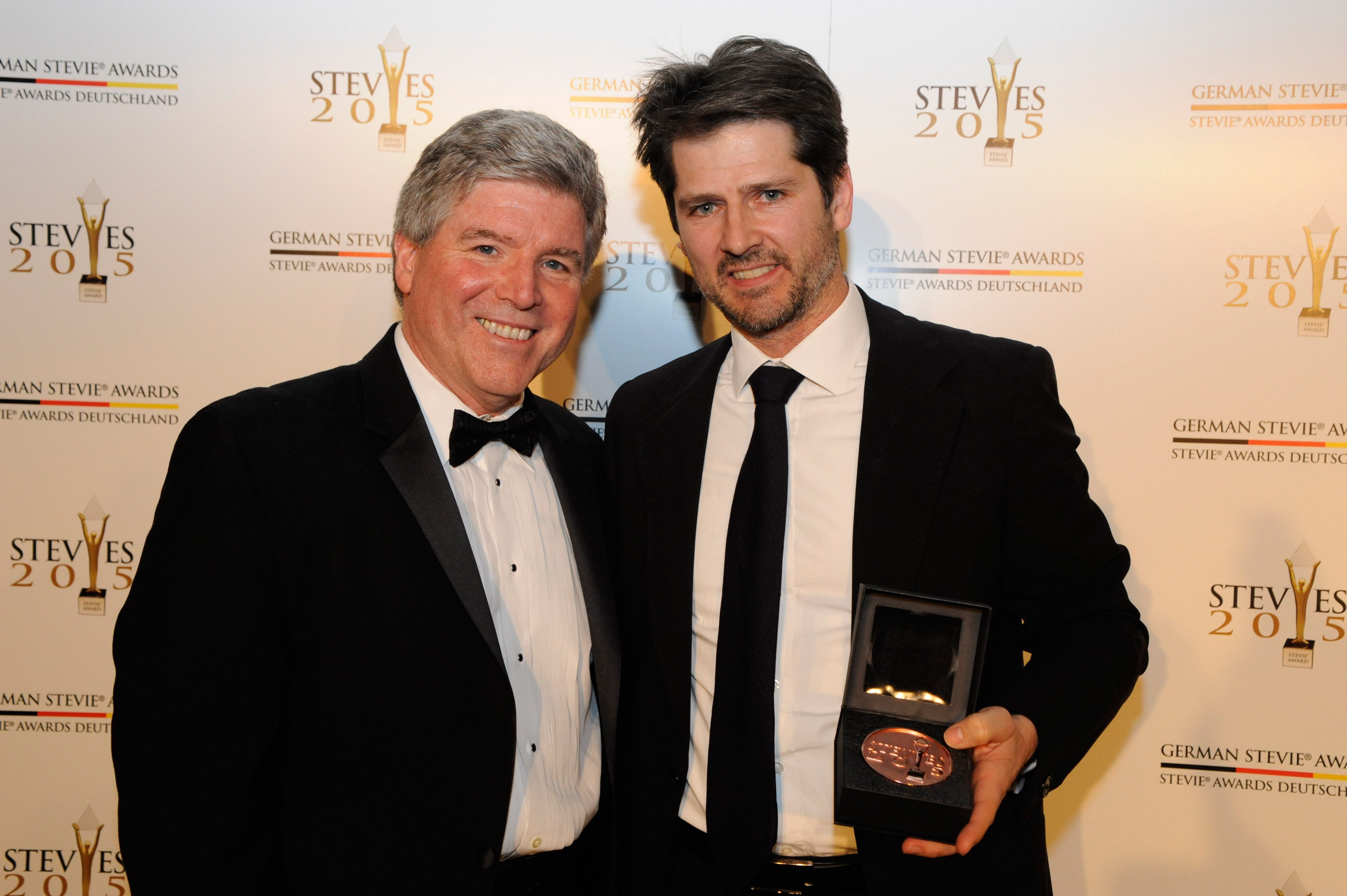 Inventorum gewinnt bei den 1. German Stevie Awards