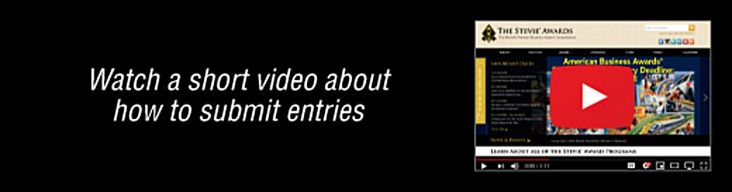 Watch a short video about how to submit entries