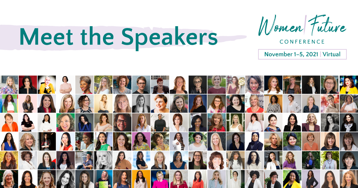 Speakers Women Future Conference