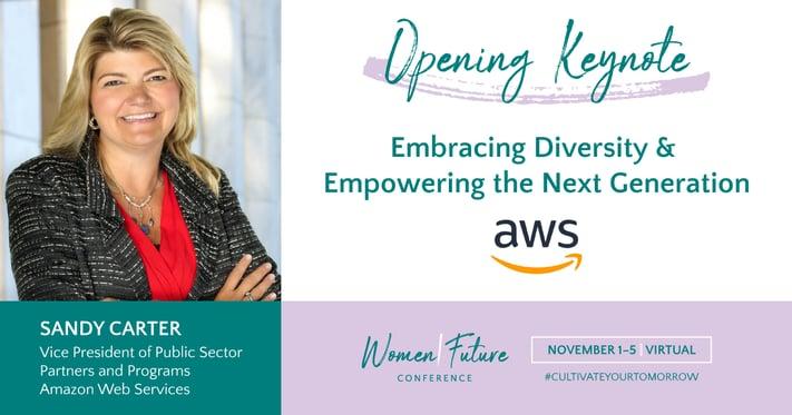 Keynote Women Future Conference