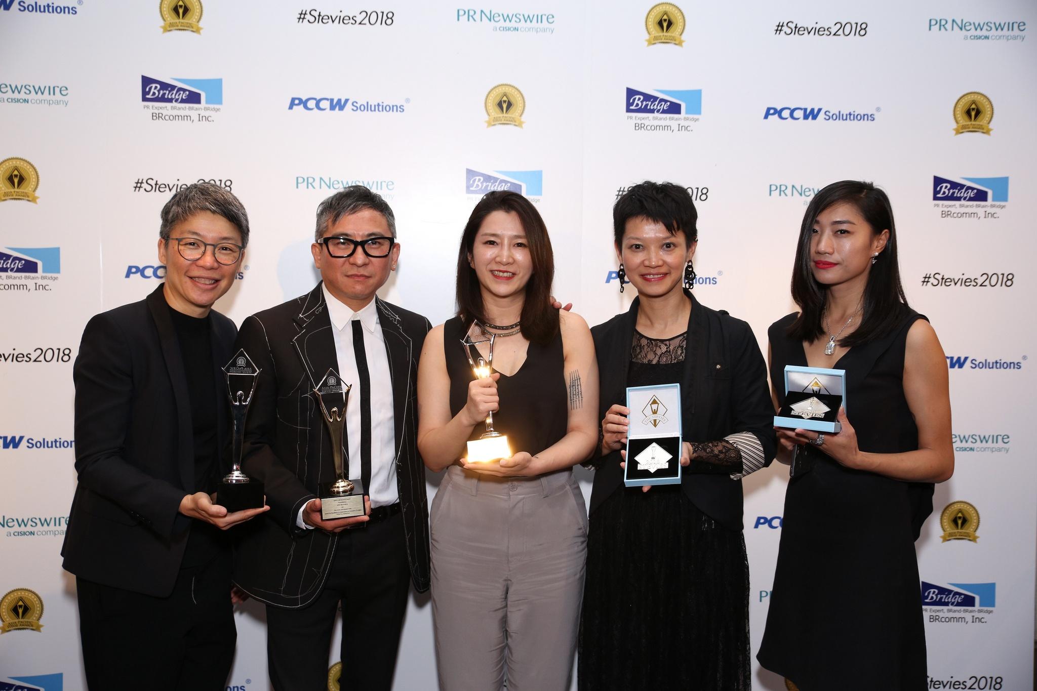 Mời tham gia đề cử Giải thưởng Stevie® Awards Châu Á - Thái Bình Dương thường niên lần thứ 6