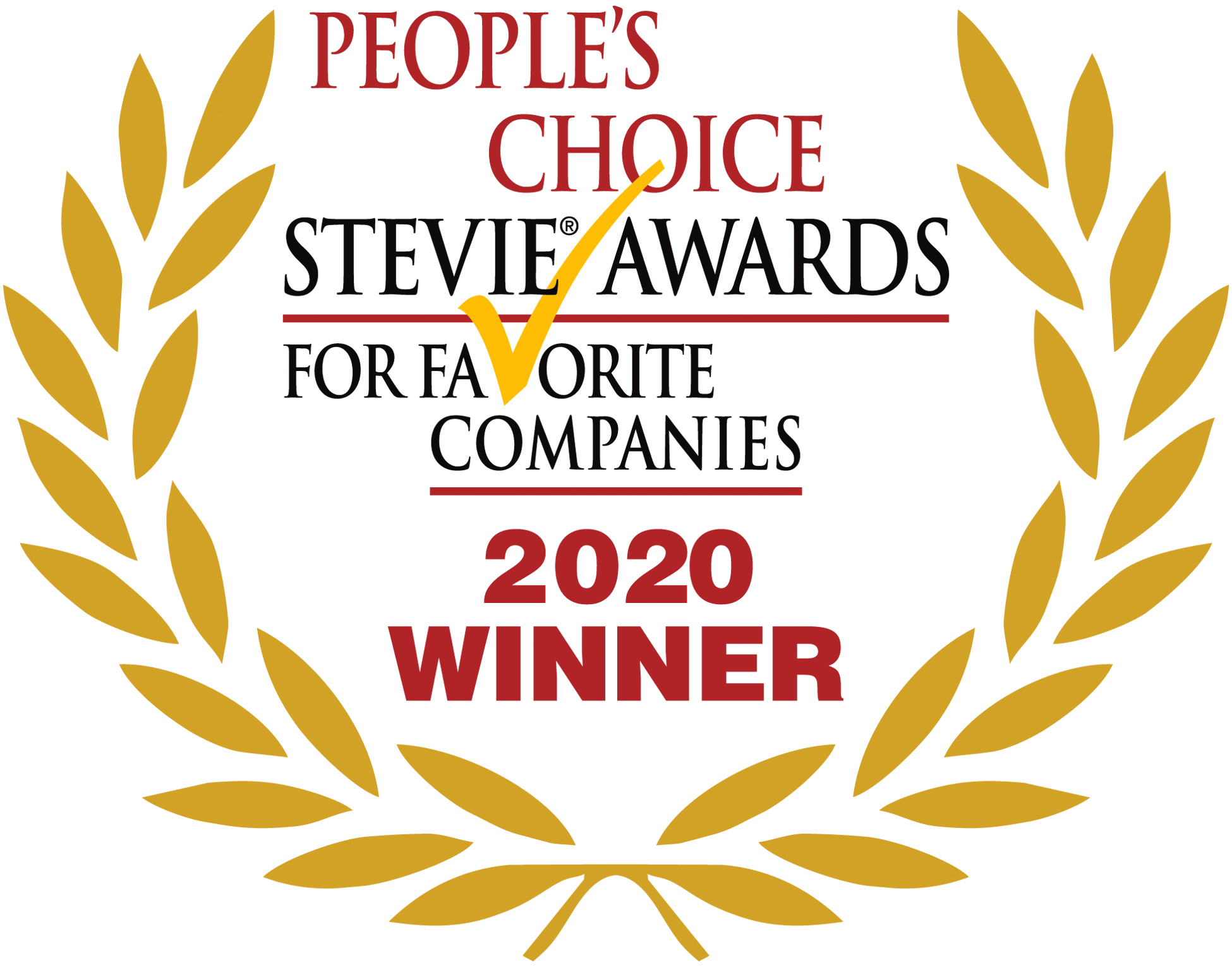 Winners of 2020 People's Choice Stevie® Awards for Favorite Companies Announced