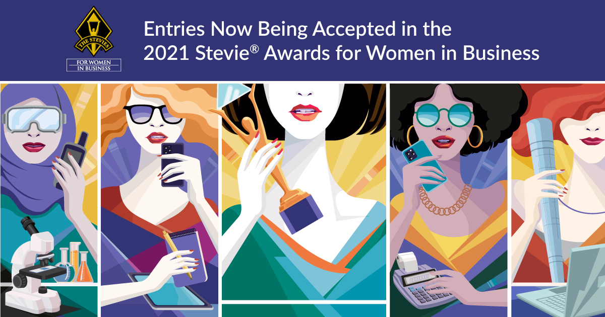 The Stevie® Awards Issues Call for Entries in 18th Annual Stevie® Awards for Women in Business
