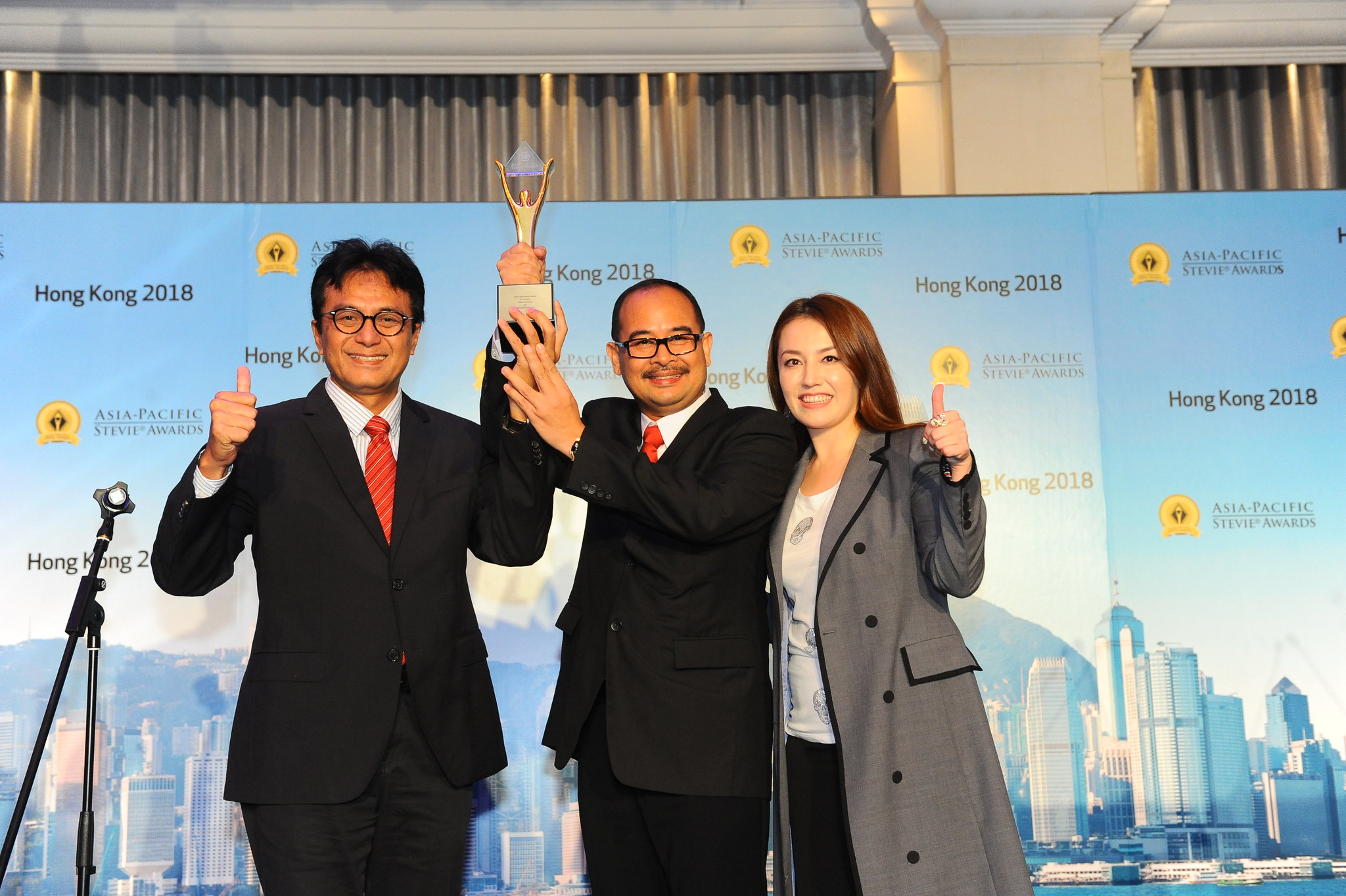 Grand Stevie Winners Announced In 2021 Asia-Pacific Stevie® Awards